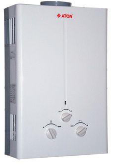 Газовая колонка Aton ВПГ20-10D (дым.; 10 л/мин)