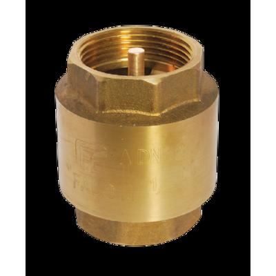 Клапан FADO New 20 3/4'' KL2 латунный шток цена