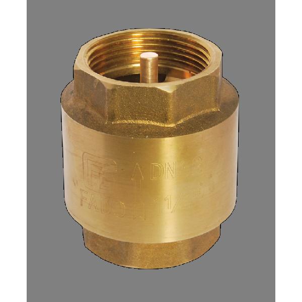 Клапан FADO New 20 3/4'' KL2 латунный шток