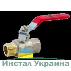 """Кран шаровый FADO New PN40 25 1"""" НВ Ручка"""