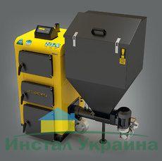 Твердотопливный пеллетный котел Pereko KSP Duo 19 кВт