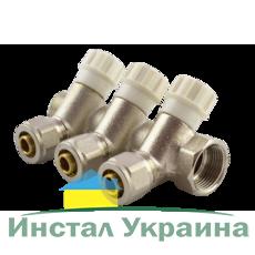 """Коллектор вентильный FADO 3/4"""" x 16x2 (KVO02)"""