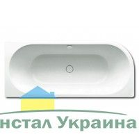 Стальная ванна Kaldewei Classic Duo Oval 180x80 mod 111 c покрытием easy-clean и full anti-slip