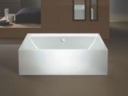 Стальная ванна Kaldewei MEISTERSTUCK ASYMMETRIC DUO 170 x 80