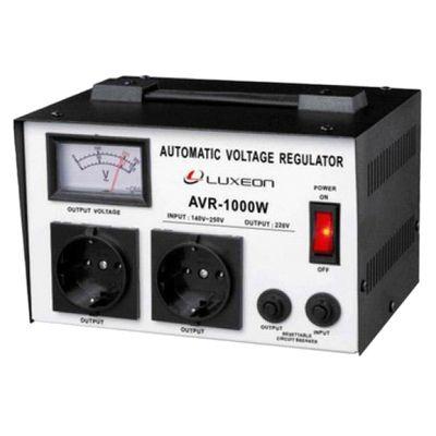 Стабилизатор напряжения Luxeon ASR-1000VA цены