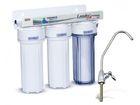 купить Трехступенчатая фильтрационная система проточного фильтра Leader MF3