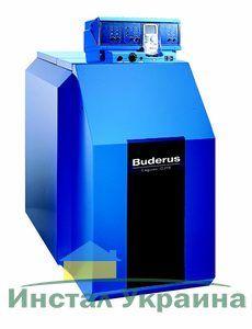 Твердотопливный котел Buderus Logano G215-78 WS (без горелки и системы управления)