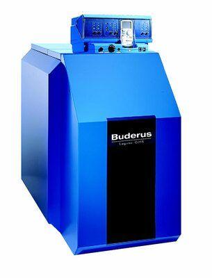 Твердотопливный котел Buderus Logano G215-64 WS (без горелки и системы управления) цена