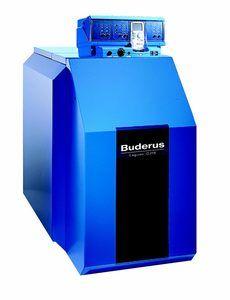 Твердотопливный котел Buderus Logano G215-52 WS (без горелки и системы управления)