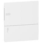 купить Schneider electric Щит встроеный MINI PRAGMA 1 ряд 8 модулей белые двери (MIP22108)