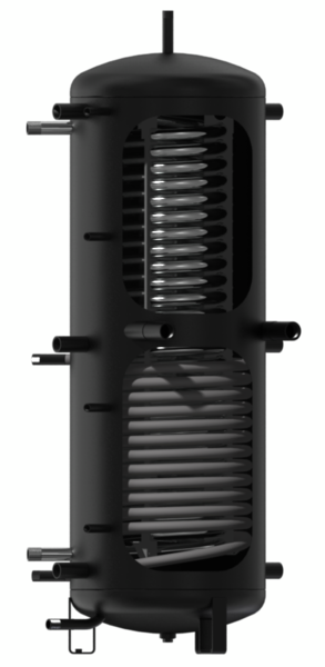 Аккумулирующий бак Drazice NADO 1000 v9 - 35 (121780333) Без изоляции.
