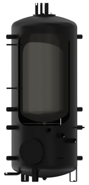 Аккумулирующий бак Drazice NADO 500 v1 - 300 (121380371) Без изоляции.