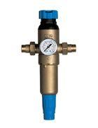купить Ecosoft промывной фильтр для воды F-M-S 3/4 HW-R с регулятором давления