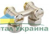 Danfoss Н-образный запорный клапан RLV-KS 1/2x3/4 угловой