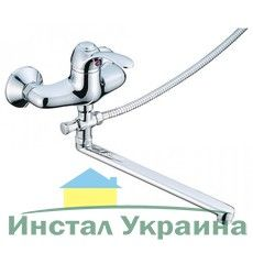 Смеситель для ванной Cristal Omega GOM-108