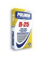 купить Polimin П-25 Супер-Эласт клей для облицовки бассейнов и террас