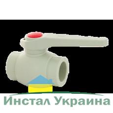 FADO PPR Кран шаровый для горячей воды FADO 20 (PKG01)