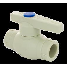 FADO PPR Кран шаровый для холодной воды FADO 40 (PKG24)