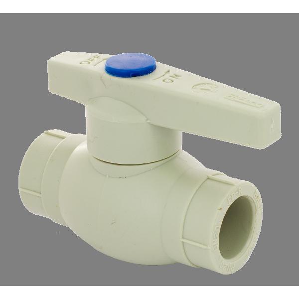FADO PPR Кран шаровый для холодной воды FADO 25 (PKG22)