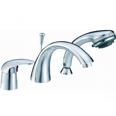 Смеситель для ванной Cristal Perfect GPE-109 New цена