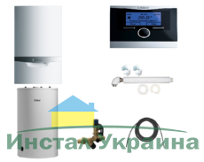 Пакет Vaillant ecoTEC plus VU INT 346/5+VIH R150+VRC470 (0020200087)