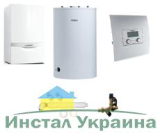 Пакет Vaillant ecoTEC plus VU INT 386/5+VIH R120+VRC 630 (0020200186)