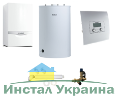 Пакет Vaillant ecoTEC plus VU INT 346/5+VIH R120+VRC 630 (0020200182)