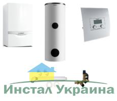 Пакет Vaillant ecoTEC plus VU OE 466+VIH R300 + VRC630 (0020200195)