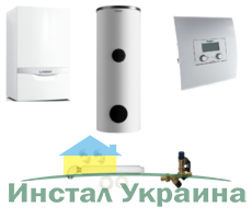 Пакет Vaillant ecoTEC plus VU OE 466+VIH R500 + VRC630 (0020200197)
