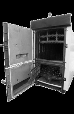 Твердотопливный котел Demrad QVADRAMAX 10F цена