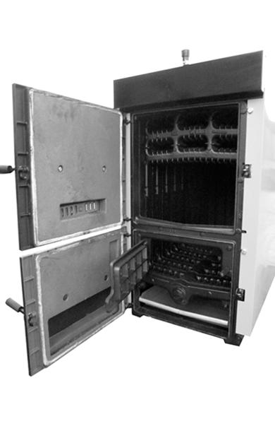 Твердотопливный котел Demrad QVADRAMAX 10F