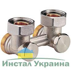 Угловой клапан Giacomini для 2-трубных систем ВН 3/4`FX3/4`E
