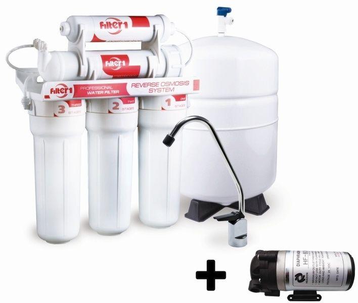 Система обратного осмоса Filter1 RO 5-36P