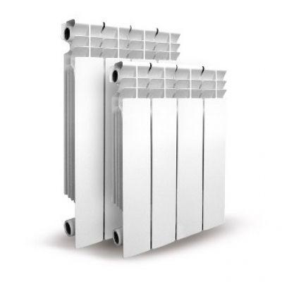 Радиатор алюминиевый KONNER lux 350x80