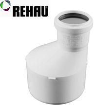 Rehau для внутр. канализации Муфта переходная RAUPIANO PLUS 110/50