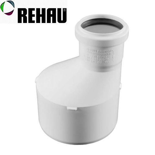 Rehau для внутр. канализации Муфта переходная RAUPIANO PLUS 90/50