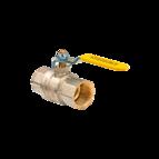 """купить 79500113 Кран газовый шаровый MISSUORI GAS 2"""" ВВ стальная ручка BONOMI"""