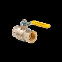 """79500113 Кран газовый шаровый MISSUORI GAS 2"""" ВВ стальная ручка BONOMI"""