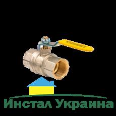 """79500111 Кран газовый шаровый MISSUORI GAS 1 1/2"""" ВВ стальная ручка BONOMI"""