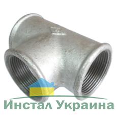 "SANHA 130 Тройник оцинкованный 1/2"""