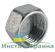 """SANHA 300 Заглушка оцинкованная 1 1/2"""" В"""