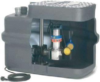 Канализационная насосная станция Pedrollo SAR 250 -VXm 10/35 -N, кабель 10м цены
