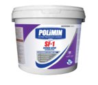 купить Polimin SF-1 Силикон-Декор (ведро 14 кг/10л) белая силиконовая краска