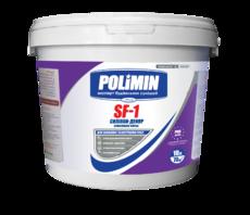 Polimin SF-1 Силикон-Декор (ведро 14 кг/10л) прозрачная силиконовая краска