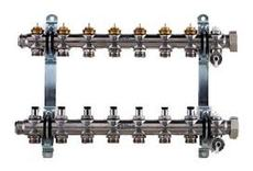 Коллектор Kermi x-net FX- 4,нерж. SFV04000000