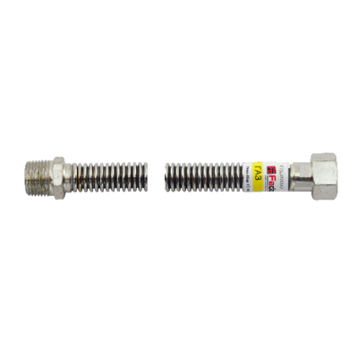FADO INOX GAS Нержавеющий Шланг Fado Газ НВ 1/2'' 40см (SGN4) цена
