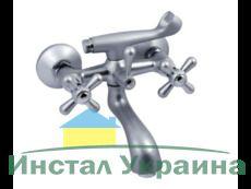 Смеситель для ванны Haiba Dominox Satin 142