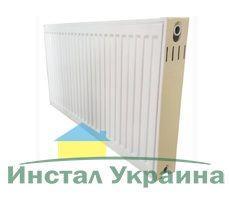 Радиатор стальной панельный 22 тип боковое подключение Savanna 500x400