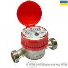 купить Счётчик водяной GROSS ETR-UA 15/110 (1.0 m3/h) без сгонов (для горячей воды)