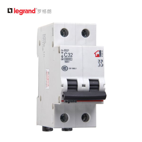 Legrand RX3 Дифференциальное реле 30mA 25А 2п AC (402024)